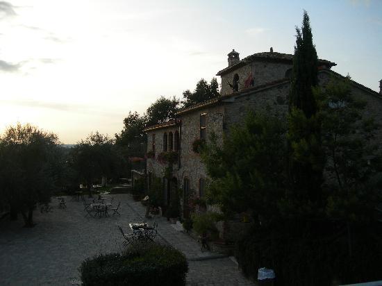 Civitella Paganico, İtalya: arrivati di sera...