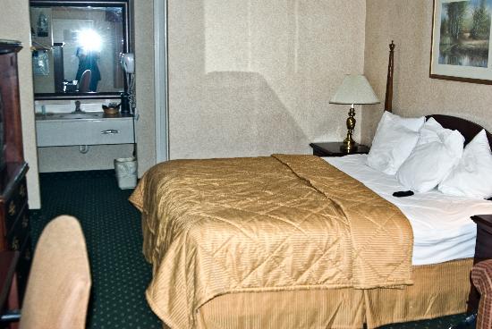 Quality Inn Easton: Main Room