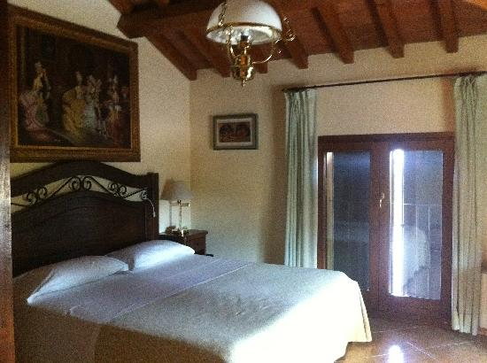 Hotel Corte Vecchia: Extremely clean and very comfortable beds