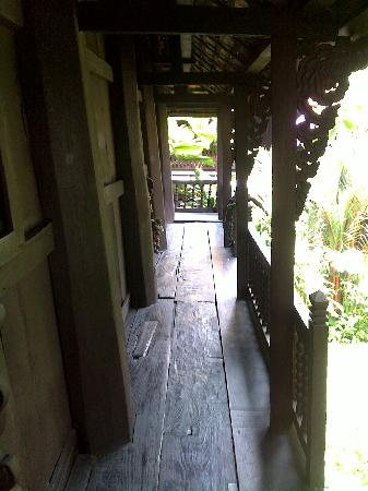 Kamthieng House Museum (The Siam Society): In the house.