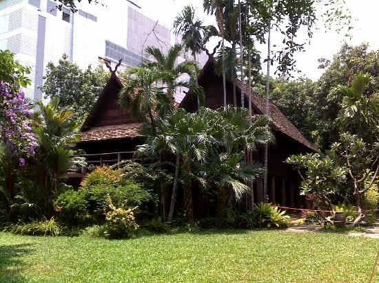 Kamthieng House Museum (The Siam Society): Kamthieng House.