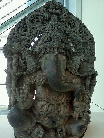 Asian Art Museum : My favorite Hindu God - Genesha