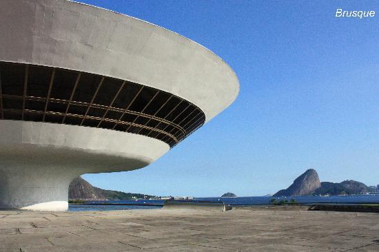 Niterói, RJ: Museu de Arte Contemporânea