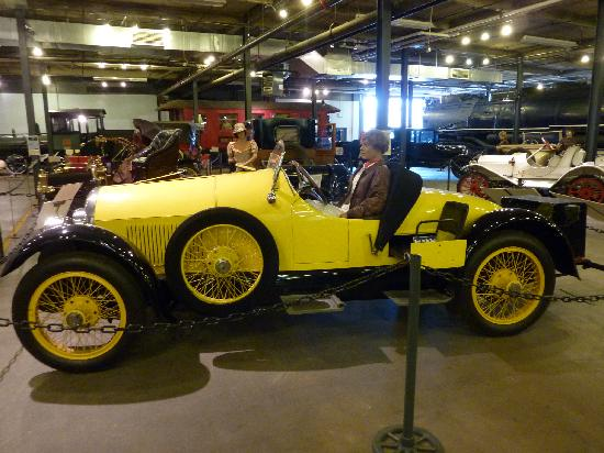 Forney Museum of Transportation: Amelia Earhart's 1923 Kissel Speedster