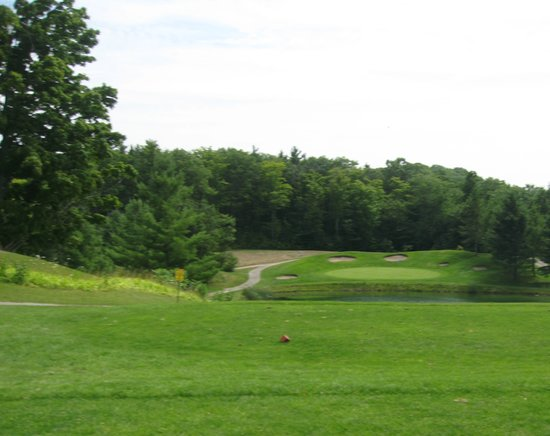 Barrie, Canada: 17th hole