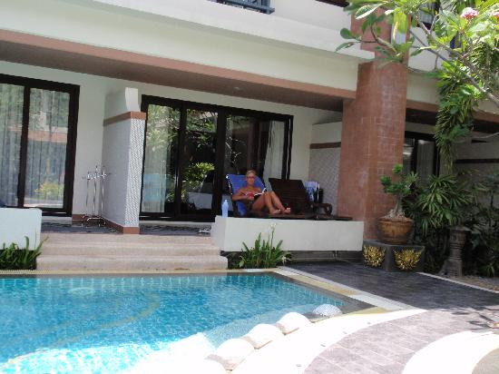 Phi Phi Palm Tree Resort: pool access room
