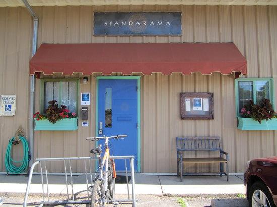 SpandaRama Yoga: Front Door
