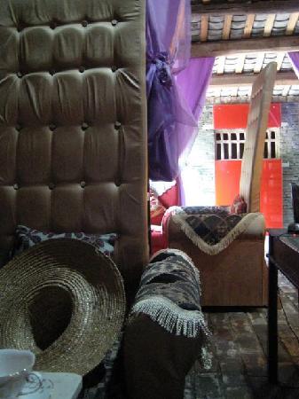 Boao Inn B&B: Coffee Shop