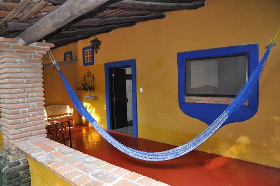Experiencia Puerto Escondido : patio