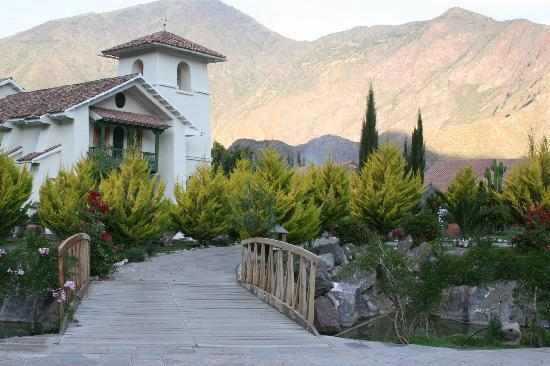 Aranwa Sacred Valley Hotel & Wellness: The grounds