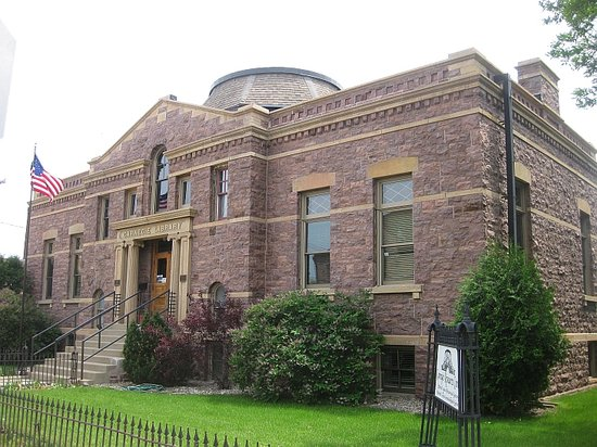 Carnegie Library of Mitchell, SD