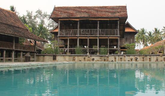 Terrapuri Heritage Village: The swimming pool