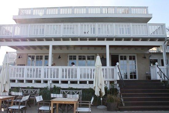 Helenekilde Beach Hotel : Oceanfront