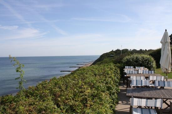 Oceanfront - Picture of Helenekilde Beach Hotel, Tisvildeleje - TripAdvisor
