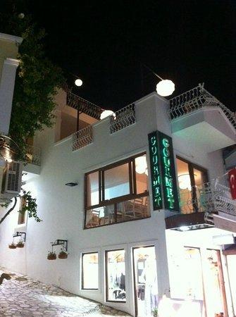 gourmet terrace restaurant