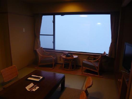 Ougatou Hotel: 雲の中の部屋です。