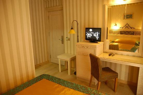 Hotel Novano: One image from standard rooms