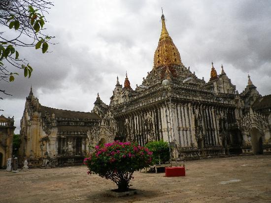 วิหารอนันดา: Templo