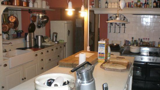Maison estratte: Cuisine