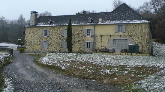 Maison estratte : Wintertime