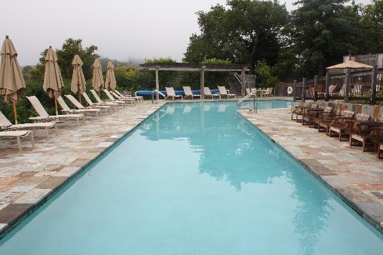 Clothing Optional Pool Picture Of Ventana Inn Spa Big Sur Tripadvisor