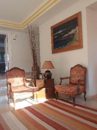 Hotel Sao Vicente : reception