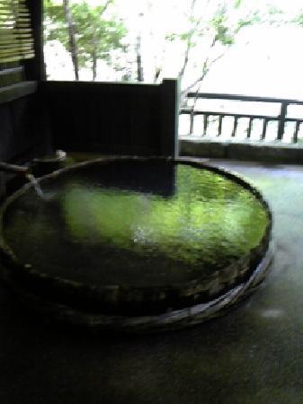 Ryokan Sanga: 六尺桶の湯