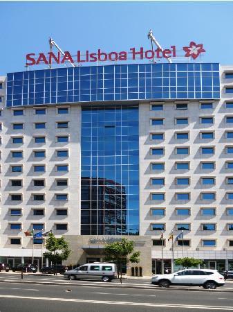 โรงแรมซานาลิสโบ: Hotel Sana Lisboa