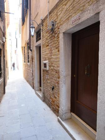 Residenza Ca' San Marco: entrance