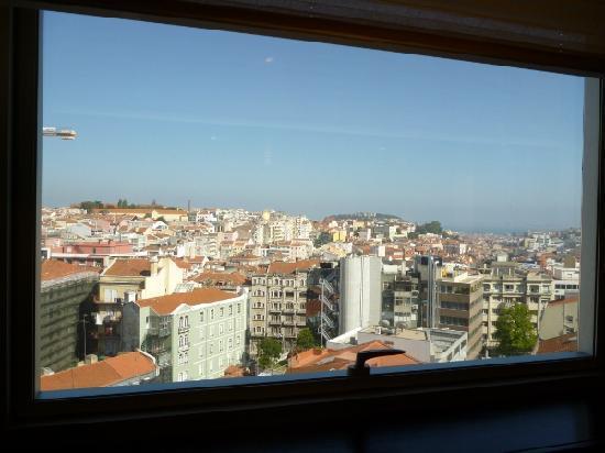 โรงแรมซานาลิสโบ: View from 8th Floor