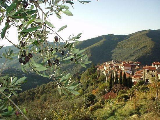 Borgata Castello: vista del paese
