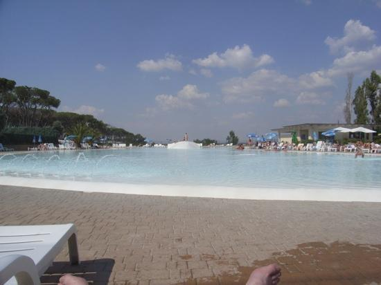 Camping Village Roma: great kids pool
