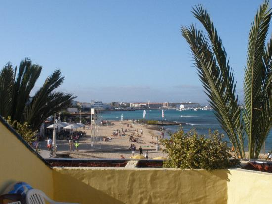 Caleta Playa Apartments: another view from balcony