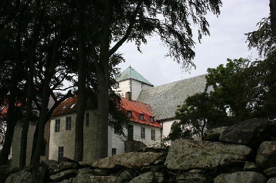 Utstein Kloster: Utstein1