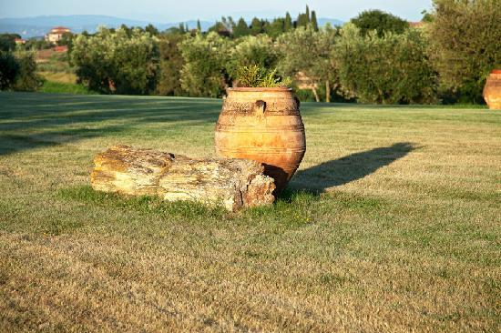 Locanda Poggioleone: Parco