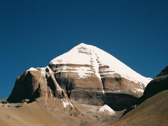 Asie : Mount Kaias