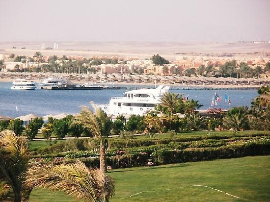 Fort Arabesque Resort, Spa & Villas: view from room