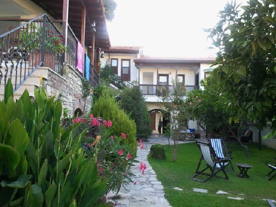 Villa Konak Hotel Kusadasi : Inside
