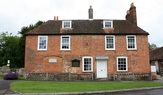 Chawton, UK: Jane Austens House