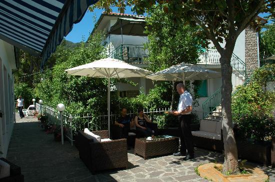 Hotel Edera : L' esterno dell' Hotel