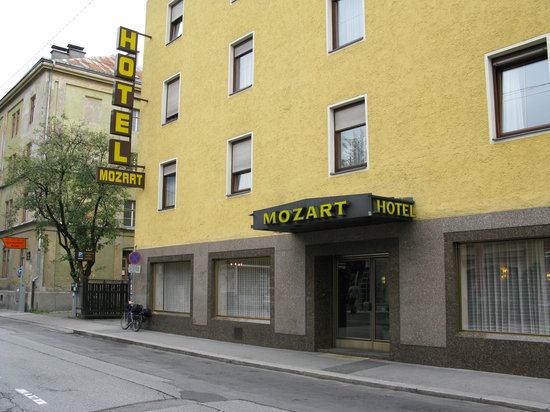 Photo of Hotel Mozart Innsbruck