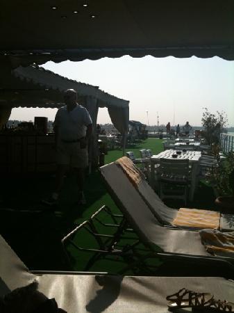 Venice Hosokawaya - Day Tours : the top deck