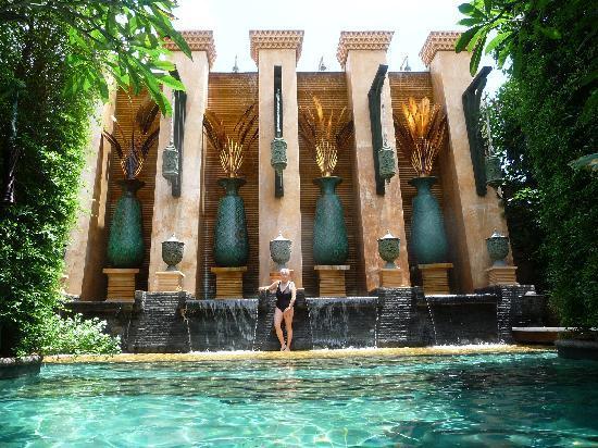 The Baray Villa : Pool Area Baray Villa's