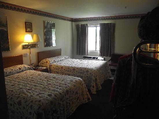 Ho-Chunk Gaming Black River Falls Hotel: Room 111 ground floor