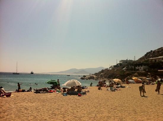 Yria Island Boutique Hotel & Spa: Agios Prokopios