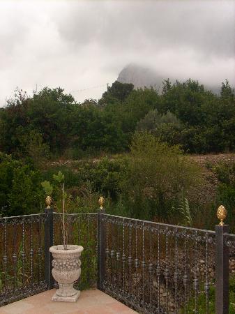 La Morena: Vistas desde el hotel