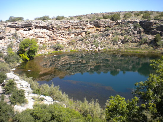 ‪Montezuma Well National Monument‬