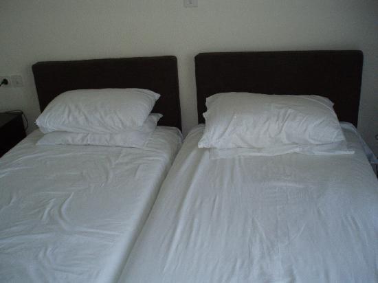Orestiada, اليونان: Номер в гостинице