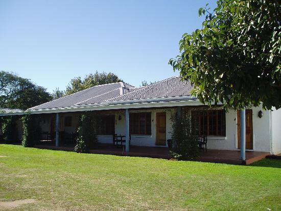 Kronenhoff Guest House : our rooms