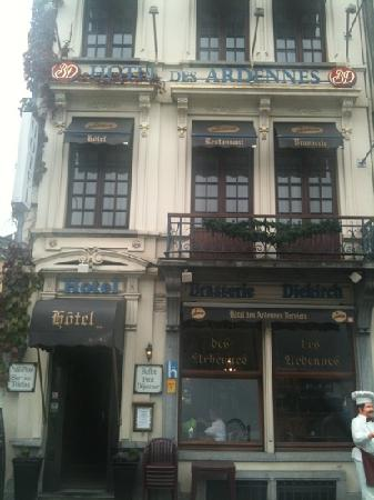 Photo of Hotel Des Ardennes Verviers